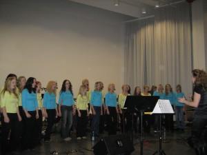 Popin ja rockin klassikoita esitttiin myös Jyväskylän yliopistolla